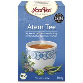 6 x Yogi Bio Čaj Atem,17 pytlíků