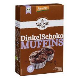 6 x Bauckhof Bio Směs na Muffiny čokoládová, 300g