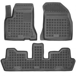 Gumové autokoberce Rezaw-Plast Citroen C4 Picasso 2006-2013 (5 míst)