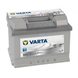 Autobaterie 61Ah Varta Silver Dynamic D21