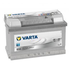 Autobaterie 74Ah Varta Silver Dynamic E38