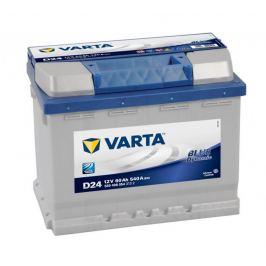 Autobaterie 60Ah Varta Blue Dynamic D24