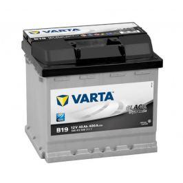 Autobaterie 45Ah Varta Black Dynamic B19