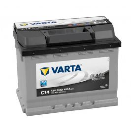 Autobaterie 56Ah Varta Black Dynamic C14