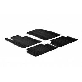 Gumové autokoberce Gledring Peugeot 508 2011-2018 Autokoberce na míru