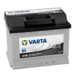 Autobaterie 56Ah Varta Black Dynamic C15