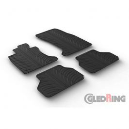 Gumové autokoberce Gledring BMW 5 2003-2010 (E60, E61) Autokoberce na míru