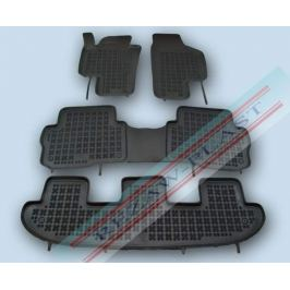 Gumové autokoberce Rezaw-Plast Seat Alhambra 2010- (7 míst)