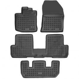 Gumové autokoberce Rezaw-Plast Dacia Lodgy 2012- (7 míst)