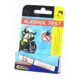 Alkohol tester - detekční trubička Autodoplňky