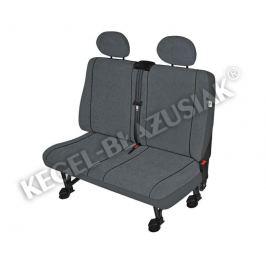 Autopotah Kegel Elegance DV2 XL přední 2 místa Autopotahy