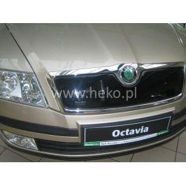 Zimní clona chladiče Škoda Octavia II. 2004-2008 (horní) Chladiče a jejich díly