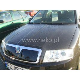 Zimní clona chladiče Škoda Superb I. 2002-2006 Chladiče a jejich díly