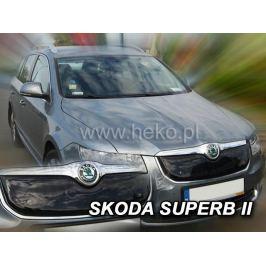 Zimní clona chladiče Škoda Superb II. 2008-2013 (horní)