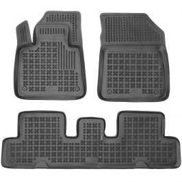 Gumové autokoberce Rezaw-Plast Citroen C4 Picasso 2013- (5 míst) Autokoberce na míru