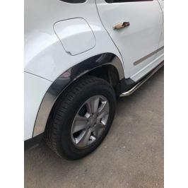 Lemy blatníků Dacia Duster 2010-2018