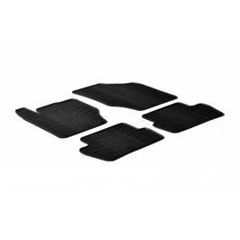 Gumové autokoberce Gledring Citroen DS4 2011- Autokoberce na míru