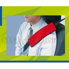 Potah na bezpečnostní pás červený