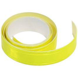 Samolepící reflexní páska (žlutá)