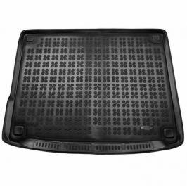 Gumová vana do kufru Rezaw-Plast VW Touareg 2010-2018 (dvouzónová klimatizace)