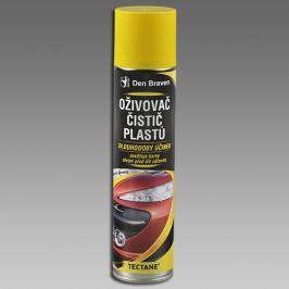 Den Braven TECTANE Oživovač - čistič plastů citron 400 ml