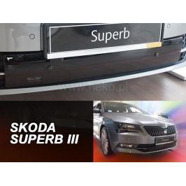 Zimní clona chladiče Škoda Superb III. 2015-2019 (dolní, před faceliftem)