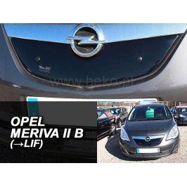 Zimní clona chladiče Opel Meriva B 2010-2014 (před faceliftem)
