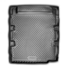 Gumová vana do kufru Novline Land Rover Defender 110 2007- (5 dveří)
