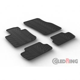 Gumové autokoberce Gledring Mini One/Cooper 2014- (3 dveře)