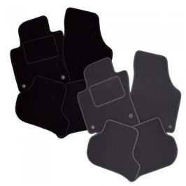Textilní autokoberce Vopi Fiat Panda 2009-2012 (Duallogic, 5.dveře)