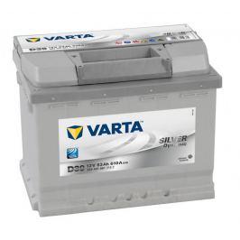 Autobaterie 63Ah Varta Silver Dynamic D39