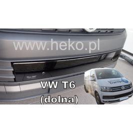 Zimní clona chladiče VW Transporter T6 / Caravelle 2015- (dolní)