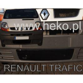 Zimní clona chladiče Renault Trafic 2001-2006 (dolní)