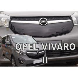 Zimní clona chladiče Opel Vivaro 2014-2019 (horní)