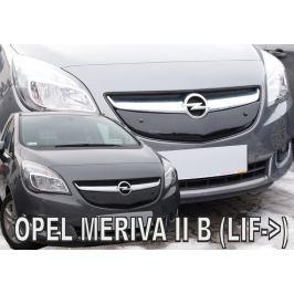 Zimní clona chladiče Opel Meriva B 2014-2017 (horní)
