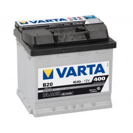 Autobaterie 45Ah Varta Black Dynamic B20
