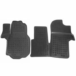 Gumové autokoberce Rezaw-Plast VW Crafter 2017- (přední)