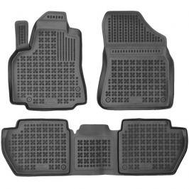 Gumové autokoberce Rezaw-Plast Citroen Berlingo 2008-2018 (5 míst)