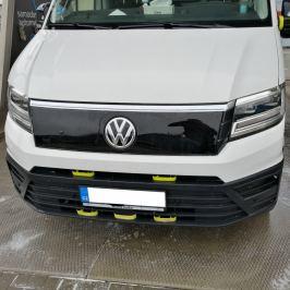 Zimní clona chladiče VW Crafter 2017-