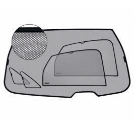 Sluneční clony VW Caddy Life 2004-2015 (pevná boční okna v kufru)