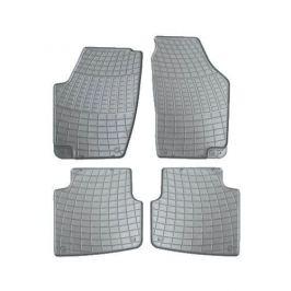 Gumové autokoberce ZPV Škoda Roomster 2006-2015 (šedé)