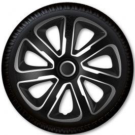 Poklice Livorno Carbon Silver Black - 15