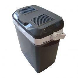 Autochladnička s ohřevem 18l (šedá)