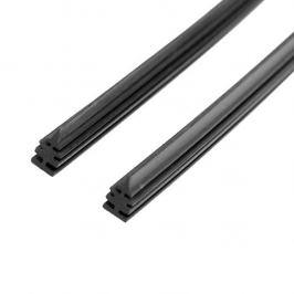 Gumičky stěrače 610 mm (flat, 2ks)