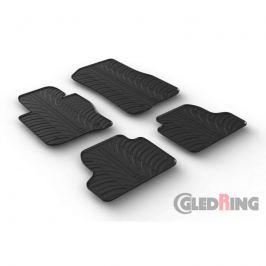 Gumové autokoberce Gledring BMW 4 2013- (F32)