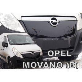Zimní clona chladiče Opel Movano 2010- (II. jakost)