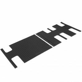Gumové autokoberce CIK Citroen Jumpy 2016- (3. řada) Autokoberce na míru