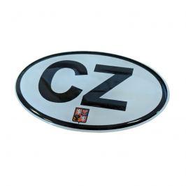 Samolepka CZ 3D (7,5x4,5cm)