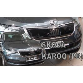 Zimní clona chladiče Škoda Karoq 2017- (benzín)