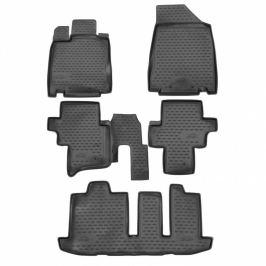 Gumové autokoberce Novline Nissan Pathfinder 2012-2016